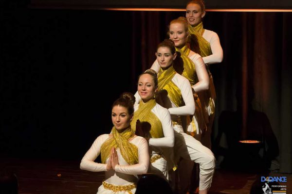 D4Dance Performing Arts-Performance-Contemporary-Dance-Act-Swagatham