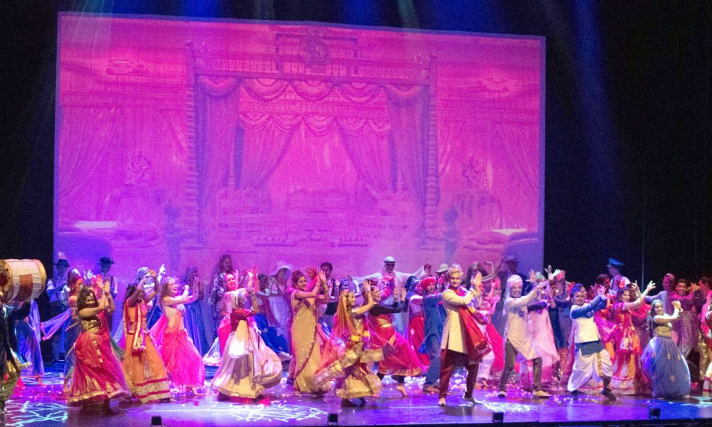 Group Photo Udaan Bollywood Musical 2016