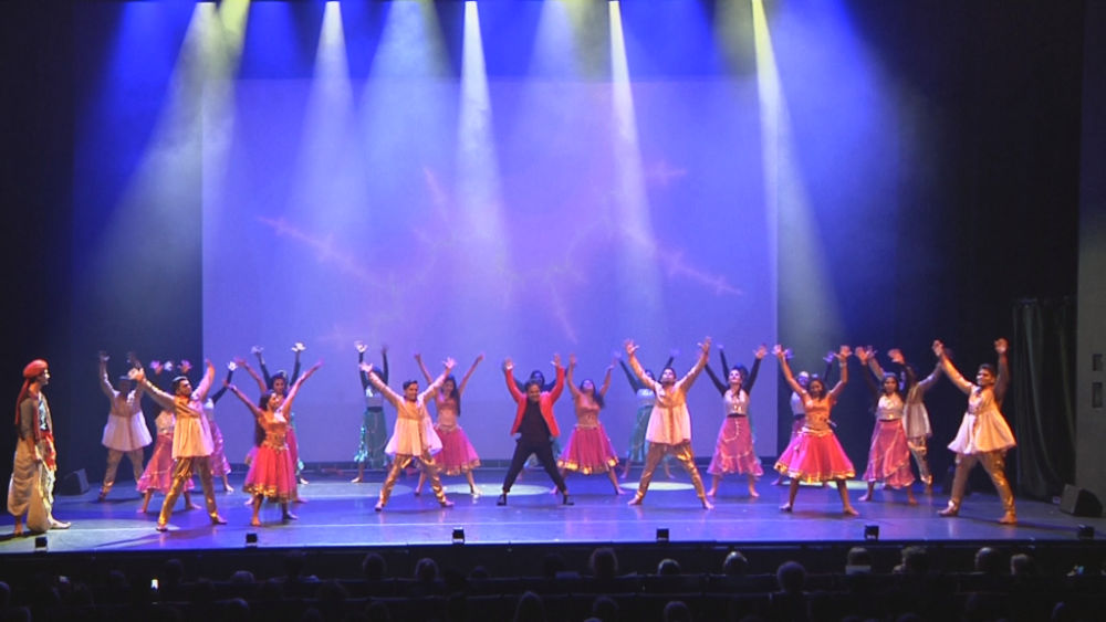 Udaan Bollywood Musical - Dance group