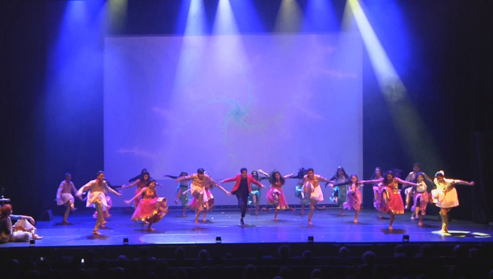 Udaan Bollywood Musical - Dance group1