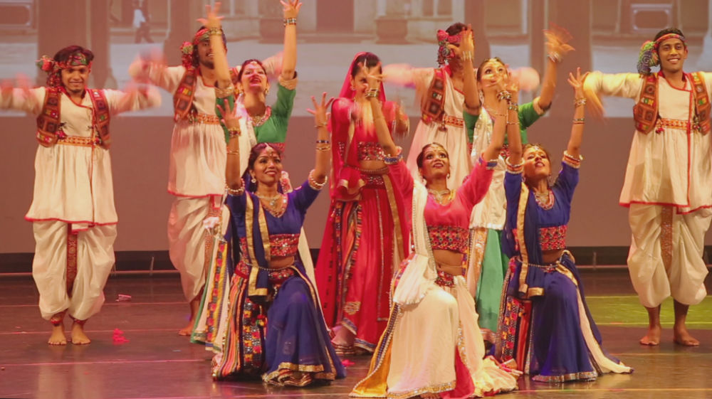 Udaan Bollywood Musical - Dance group2