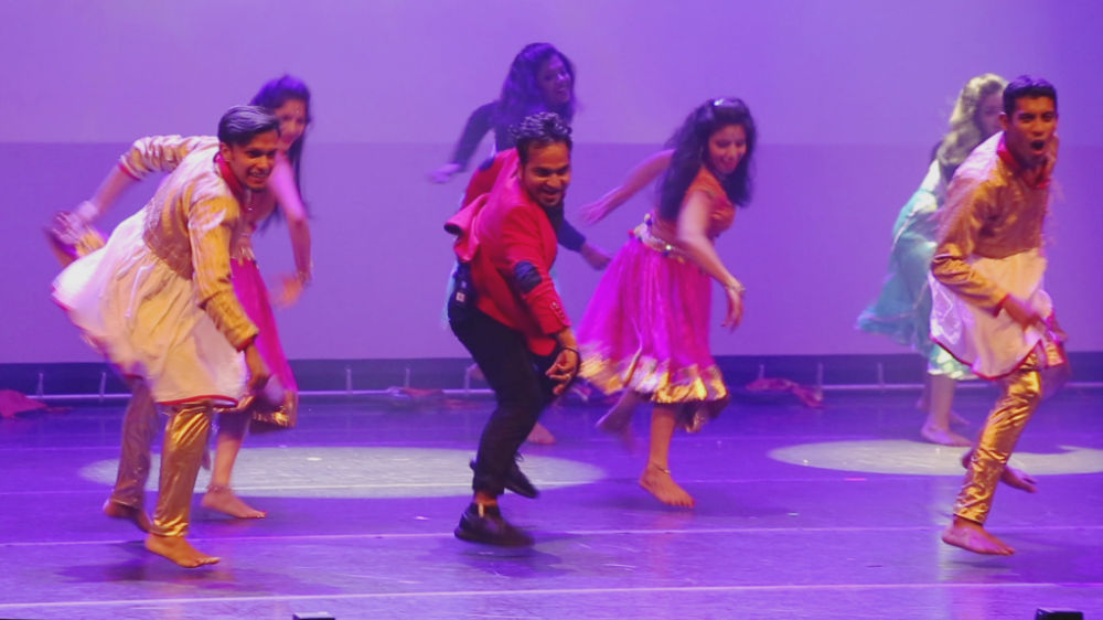 Udaan Bollywood Musical - Dance