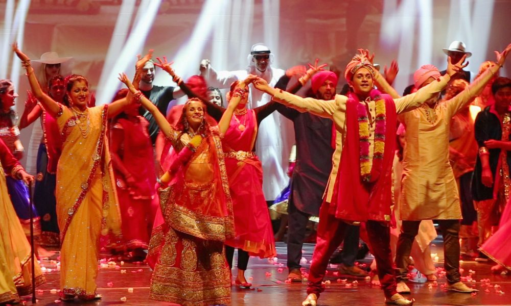 Udaan Bollywood Musical - end