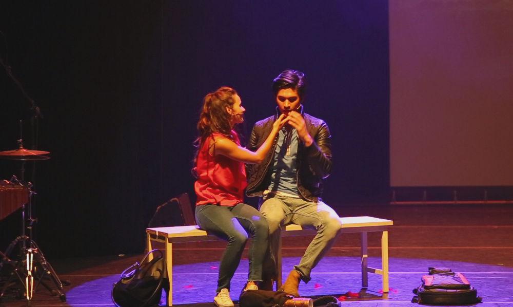 Udaan Bollywood Musical - main couple