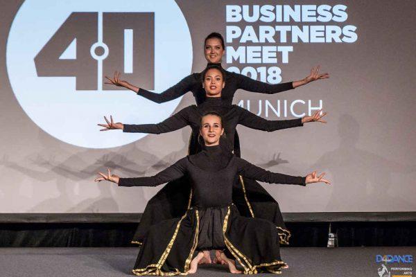 Dance Performance   31st May 2018   Hilton Park Corporate Event